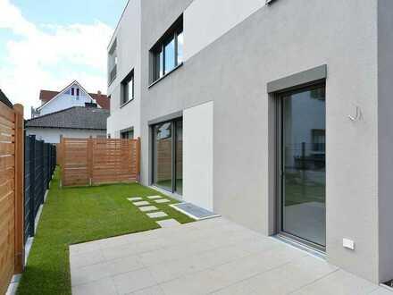 Hochwertige, energieeffiziente Doppelhaushälfte in guter Lage von Eppelheim