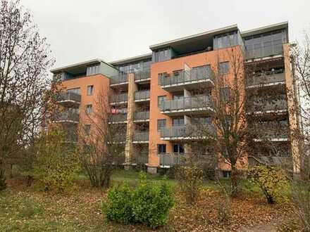 Helle 3-Zimmer-Wohnung mit Balkon und Tiefgarage in Fahrland