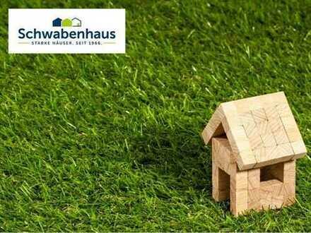 Tolles Baugrundstück für eine Doppelhaushälfte