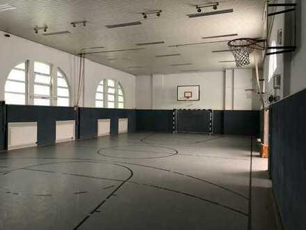 Sporthalle zu vermieten