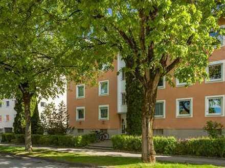 Aufgepasst: Super geschnittene 2,5 Zimmer Wohnung Nähe BMW-FIZ!