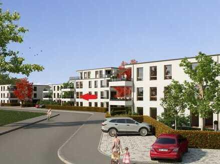 Neubau--Rosenpark Uhingen--schöne 3 Zimmer Wohnung inklusive Küche und Tiefgaragenplatz