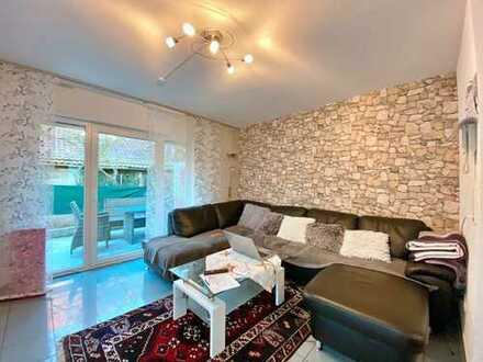 FAMILIENTRAUM - schöne 5- Zimmer Doppelhaushälfte mit großem Garten