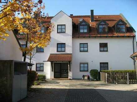 2-Zimmer Maisonette-Wohnung mit Balkon, S 1 Eching, von Privat