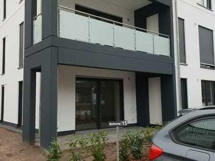 Neuwertige 2-Zimmerwohnung 64,12m² (Baujahr 2018), A, barrierefrei, im Lilienpark, Hauptstr. 89a