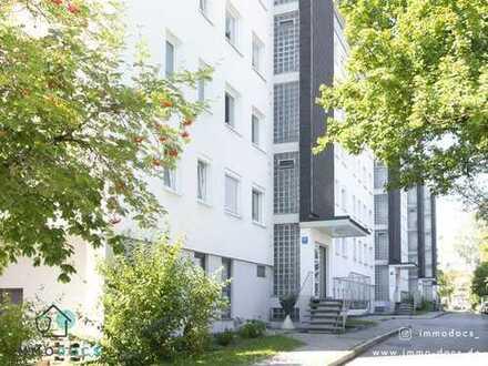 """ETW """"HENRY"""" - Helle 2,5-Zimmer-Wohnung in begehrter Lage Kemptens"""