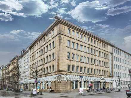 Einzelhandelsfläche mit Galerie im FriedrichsTrio zu vermieten