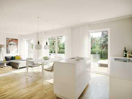 Kompakte 2-Zimmer-Wohnung - allein oder zu zweit