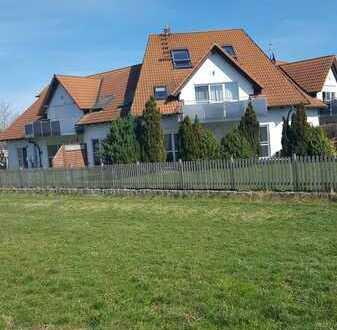 Renovierte 3-Zimmer-Dachgeschosswohnung mit Balkon in Weidenstetten