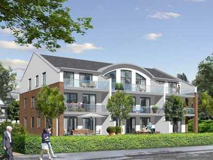 2- bis 3-Zimmer-Wohnung mit Terrasse und Gartenanteil