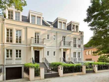 Repräsentative und stilvolle Villa in Düsseltal mit Garten in bevorzugter Wohnlage!