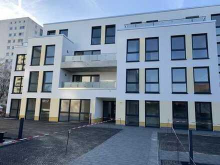 Hochwertige Neubauwohnung mit großem Balkon. Attraktive 2-Zimmer-Wohnung in Hannover-Kreis/Empelde