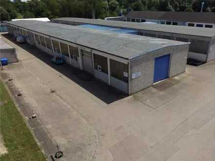 Zerspanen / Umformen / 3D-Drucken u.v.a.m. - 1.000 m² Produktionshalle in Senden