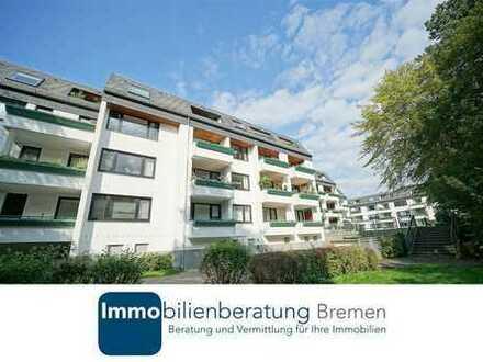 Sanierungsbedürftige Eigentumswohnung mit Tiefgaragenstellplatz und Balkon