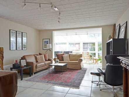 3,5 Zimmer Wohnung mit Wintergarten inkl. Einliegerwohnung in ruhiger Lage