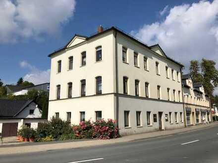 Mehrfamilienhaus mit Zahnarztpraxis, Garagen, Parkplatz - voll vermietet!