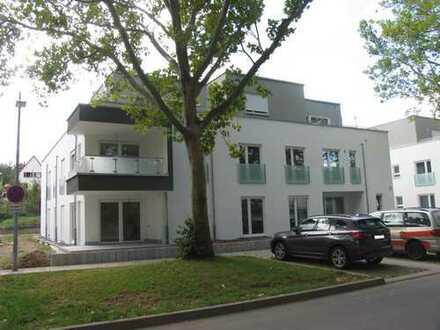 Große 4-Zi.-OG-Wohnung Nr. 1.6 - Innovatives Energiekonzept (Erdsolespeicher) - Grün vor der Haustür