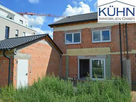 Neue, hochwertig ausgestattete Doppelhaushälfte in Linkenheim-Hochstetten