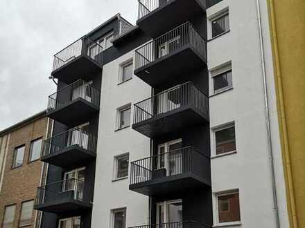 Exklusive, neuwertige 3-Zimmer-Wohnung mit Balkon und Einbauküche in Ludwigshafen Süd