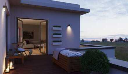 Immodocs GmbH: Luxuspenthouse mit Unikatcharakter als Neubau