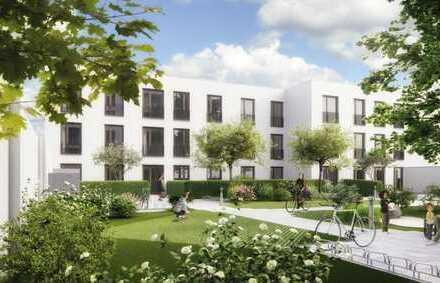 """""""Gö16"""" DD-Neustadt - großzügige 4 Raumwohnung mit Garten zu verkaufen"""