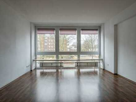 DO Nähe Gartenstadt, großzügige 3 Zi, KDB, 88m², Terrassenbenutzung, Einbauküche, ab sofort
