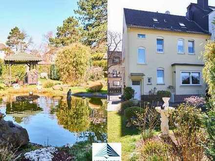 D'dorf-Hassels: Herrliches, wunderschönes&top gepflegtes Haus in ruhiger Lage!Ideal als EFH nutzbar!