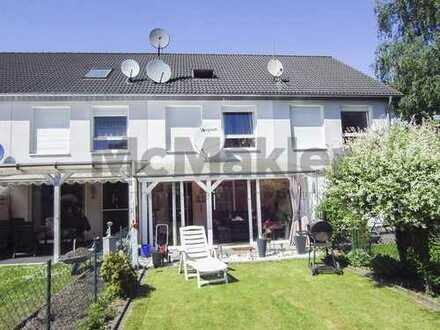 Gepflegtes Reihenhaus mit Garten und Terrasse!