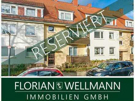 Bremen - Steffensweg | 2-Zimmer Hochparterre Wohnung zwischen Innenstadt und Häfen