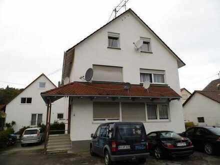 Solides 2 Familienhaus mit zusätzlich 5 Appartments in Gaggenau-Ottenau
