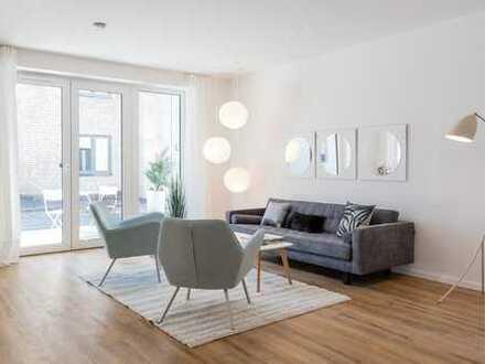 Neubauwohnung im Obergeschoss in 24113 Kiel 4-Zimmer, 121,48m², EdurPark
