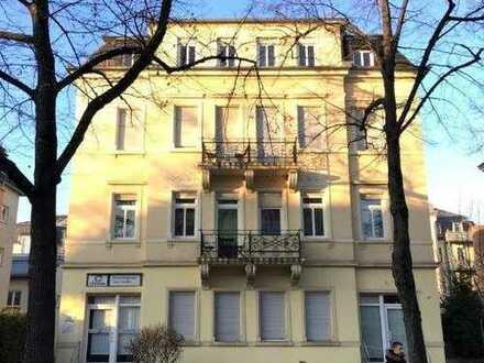 Repräsentativer Stilaltbau mit Remise in Dresden-Löbtau