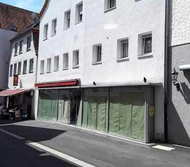 Moderne Ladenfläche in 1B Lage direkt gegenüber C&A sowie nahe dem Hallenbad und Albaquarium