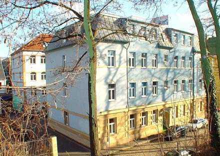 Großzügiges Wohnen mit Blick über die Dächer der Neustadt