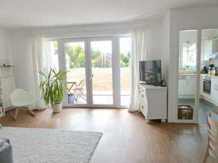 Barrierefreie 3-Zimmer Wohnung mit Balkon und EBK im Buntentorsteinweg