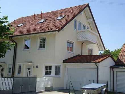 Exklusive Doppelhaushälfte in bester Wohnlage