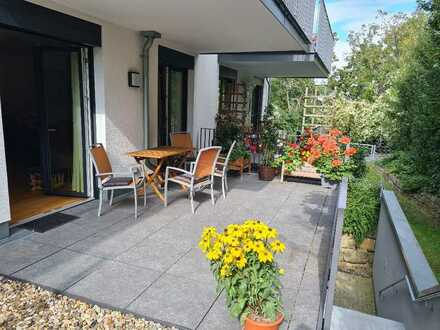 Seniorenresidenz Frauenland Würzburg-sehr schönes helles Appartment mit gr. Terrasse, barrierefrei