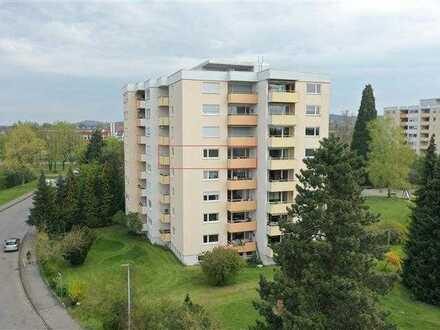 In sonniger Höhe 2,5-Zimmer-Wohnung in Kressbronn