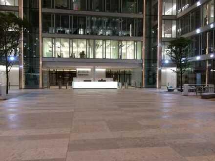 Büroerstbezug am Heimeranplatz, provisionsfrei, 2 Jahre zur Untermiete