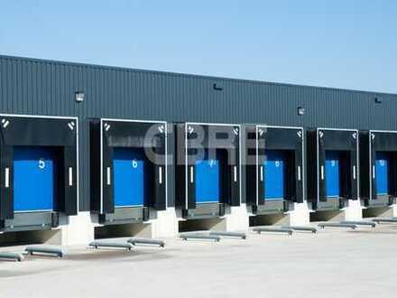 Kurzfristig verfügbare Logistikanlage im Gewerbe- und Industriegebiet