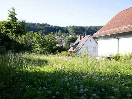 Ruhig , Naturnah und Verkehrsgünstig ! Das Grundstück für Ihr Eigenheim