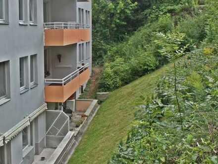 Zentral gelegene Souterrain-Wohnung........