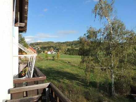 Tolle Dachgeschosswohnung in Kirchberg zu vermieten!
