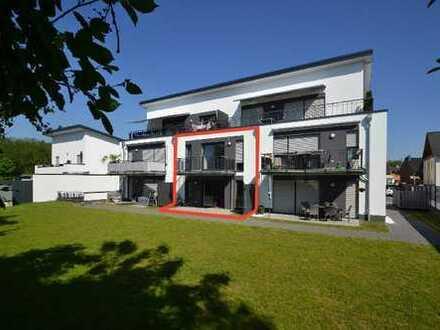 Neuwertige Maisonettewohnung mit Terrasse, Balkon, Aufzug und Garten!