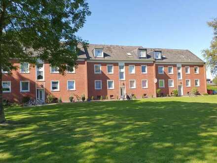 Schöne 2 Zimmerwohnungen in Hage - in der Nähe von Norden zu vermieten!