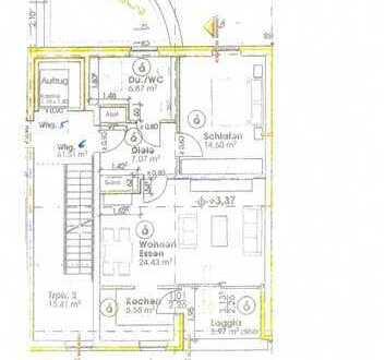 MG Windberg, Top Neubau Wohnung Nr.6 mit Loggia + Aufzug