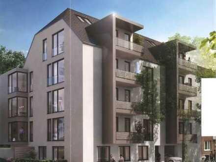 Modernes Wohnen mit großer Dachterrasse und Balkon in Kiel-Hassee