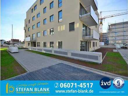 Neubau-Erstbezug: Geräumige 4-Zimmer-Erdgeschoss-Wohnung!