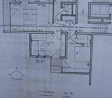 Dreizimmerwohnung in stadtnaher Traumlage