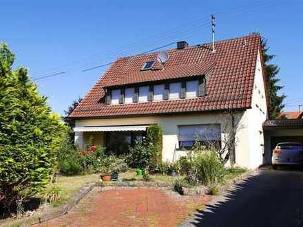 Ihr neues Zuhause: 2-Familien-Haus in KfW 85 (EnEv 2009) energetisch Saniert